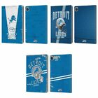 OFFICIAL NFL 2019/20 DETROIT LIONS LEATHER BOOK WALLET CASE COVER FOR APPLE iPAD $32.95 USD on eBay