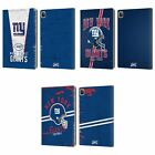 OFFICIAL NFL 2019/20 NEW YORK GIANTS LEATHER BOOK WALLET CASE FOR APPLE iPAD $15.95 USD on eBay