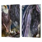 RUTH THOMPSON FOREST GUARDIAN LEATHER BOOK WALLET CASE COVER FOR APPLE iPAD