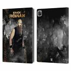 OFFICIAL WWE ERICK ROWAN LEATHER BOOK CASE FOR APPLE iPAD