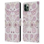 OFFICIAL MONIKA STRIGEL BRING ME FLOWERS LEATHER BOOK CASE FOR APPLE iPHONE