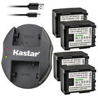 Kastar Battery Oval USB Charger for Canon BP-809 & Canon VIXIA HF21 HF 21 Camera