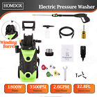Best Pressure Washers With Autos - 3500 PSI 2.6 GPM Electric Pressure Washer Cold Review