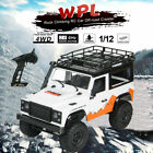 MN-99 2.4G 1/12 4WD RTR Military Rock Crawler RC Truck Buggy Off-Road Car Fancy