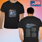 STYX The Mission TOUR DATES 2019 Men Shirt GILDAN Tee image