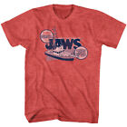 Jaws Orca Boat 1975 Men's T Shirt Amity Island Shark Movie You're Gonna Need Big