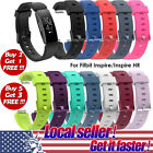 US SHIP Silicone Watch Band Wrist Strap Bracelet For Fitbit Inspire/Inspire HR x