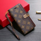 Luxury Leather Wallet Case Cover For iPhone 6 7 8 11 X XS Max XR & Samsung Phone <br/> iPhone 11 Pro Max,Galaxy S8 S9 S10 Plus Note 8 9 10 Pro