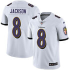 Baltimore Ravens #8 Lamar Jackson Stitched Vapor Untouchable Jersey Sizes S-3XL $65.0 USD on eBay