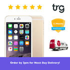 Apple iPhone 6 16GB 64GB 128GB Mixed Grades Gold, Silver, Space Grey Boxed UK