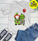 New Jersey Devils Baby Pennywise Grinch Christmas NHL Hockey T-Shirt full size $15.99 USD on eBay