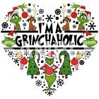 Kyпить Grinch sublimation or color iron on transfer (choice of 1) на еВаy.соm