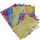 Cherry Blossom Open Up Aluminum Foil Bags Mylar Heat Seal Food Packaging Pouches