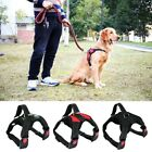 Dogs Harness Collars High Quality Vest Dog Nylon Padded Harness Dog Accessories
