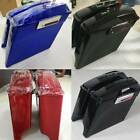 "5"" Stretched Extended Hard Saddlebags for Harley Touring 93-13 Black/Red/Blue 94 $127.99 USD on eBay"