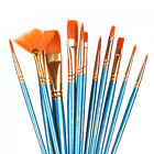 Kyпить 12Pcs Set Artist Paint Brushes Set Art Painting Supplies Acrylic Oil Paintings на еВаy.соm