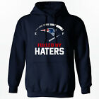 New England Patriots - Fueled By Haters Hoodie - S-2XL $31.59 USD on eBay