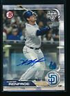 2019 TOPPS BOWMAN HOLIDAY TURKEY #/35 AUTO AUTOGRAPH CARDS HOBBY EXCLUSIVE on Ebay