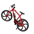 1Pc Bike Model Durable Practical Creative Bike Model Bicycle Miniatures for Home