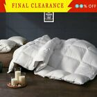Cozy Collection Goose Down Alternative Comforter/Duvet Cover Insert All Season image