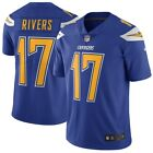 Nike 2019 NFL Los Angeles Chargers Philip Rivers Color Rush Vapor Limited Jersey $229.99 USD on eBay