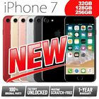 NEW Factory Unlocked SIM-Free APPLE iPhone 7 32GB 128GB 256GB