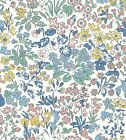 *NEW* - LIBERTY OF LONDON- FLOWER SHOW SPRING 100% COTTON FABRIC - QUILTS/CRAFTS