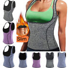 US Hot Fuss Sauna Body Shaper Women Slimming Vest Thermo Neoprene Waist Trainer