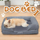 Pet Dog Cat Bed Doghouse Mat Cushion Soft Warm Kennel Mattress Blanket S/M/L/XL