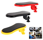 Rotatable Computer Armrest Adjustable Arm Wrist Rest Support for Home Office USA