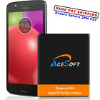For Cricket Motorola Moto E5 Cruise XT1921-2 Replacement Battery GK40 or Charger