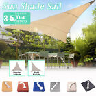 280GSM/300D Triangle  Garden Patio Awning Canopy Sunscreen  * P