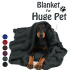 Pawsse Plush Sherpa Throw Blanket for Couch Sofa, Fluffy Microfiber Fleece Throw image