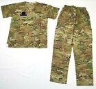 Kyпить Shamron Mills US Military Medic Hospital Scrubs Shirt OR Pants MULTICAM XS S M L на еВаy.соm