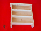 s39 Wooden Wall Mounted Shelving Unit | Solid Pine Shelf | Timber Shelf  for sale  Shipping to Ireland