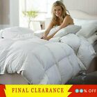 Premium 1800 Series Comforter - Goose Down Alternative - Hypoallergenic All Size image
