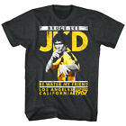 Bruce Lee Jeet Kune Do Los Angeles California Men's T Shirt Ninja Legend LA 1967