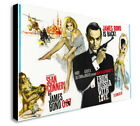 James Bond - From Russia With Love - Canvas Wall Art Framed Print Various Sizes £13.99 GBP on eBay