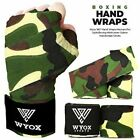 WYOX - Hand Wraps Mexican Bandages Boxing Fist Inner Gloves Muay Thai MMA Strong