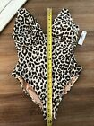 J-Crew-Womens-Plunge-V-Neck-One-Piece-Swimsuit-in-Leopard-0-2-4-12-NWT