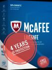 McAfee LiveSafe 2020 - 1 device up to 5 Years. 15 digit serial