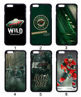 NHL Minnesota Wild Case For Samsung iPhone iPod Moto LG SONY HTC HUAWEI HONOR $9.58 USD on eBay