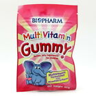 BIOPHARM Gummy Jelly Multivitamin Fish Oil Vitamin C Child Healthy