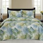 Cynthia - 3 Piece Quilt bedspread Set queen and king size Set - Sage image