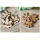 Engraved Leaf Table Place Names Table Settings Wedding Favours Seating Plan Name