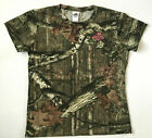 NEW Mossy Oak Break Up Infinity Camouflage Outdoors Hunting T- Shirt M,L #CMO1