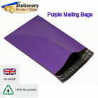 STRONG PURPLE Mailing Bags 12