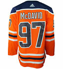 Connor McDavid Edmonton Oilers Adidas Authentic Home NHL Hockey Jersey - Read... $165.0 USD on eBay
