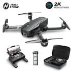 Kyпить Holy Stone HS720 GPS Drone 2K HD Camera Foldable brushless battery FPV + Case на еВаy.соm