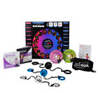 SpinGym Forbes Riley Deluxe Upper Body Fitness Workout System/2 Workout DVD/Case image